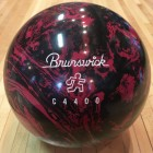 BRUNSWICK 1958 FIREBALL RUBBER- NBSC4400